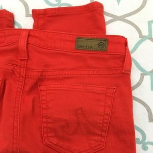"❤️👖AWESOME! AG STEVIE ANKLE👖❤️25(0) 27.75"" EEUC!"